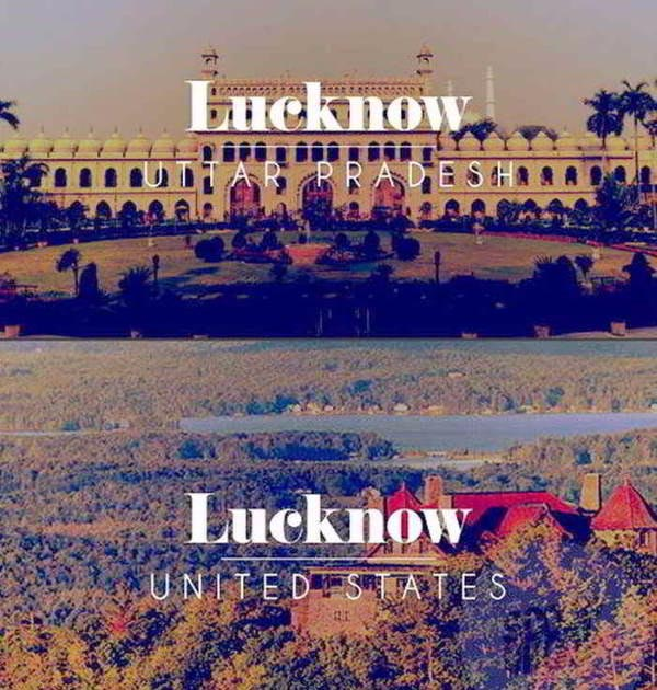 Lucknow in India and United States - Sachi Shiksha