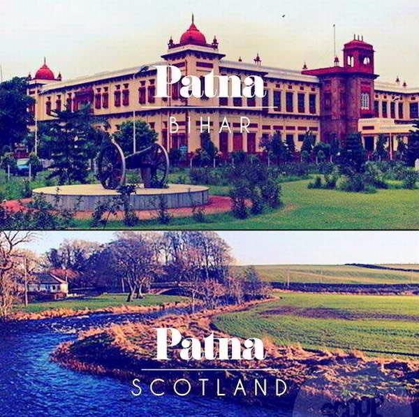 Patna in India and Scotland - Sachi Shiksha