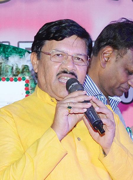 Syam Jadhav, Vice President, BJP, Delhi - Sachi Shiksha