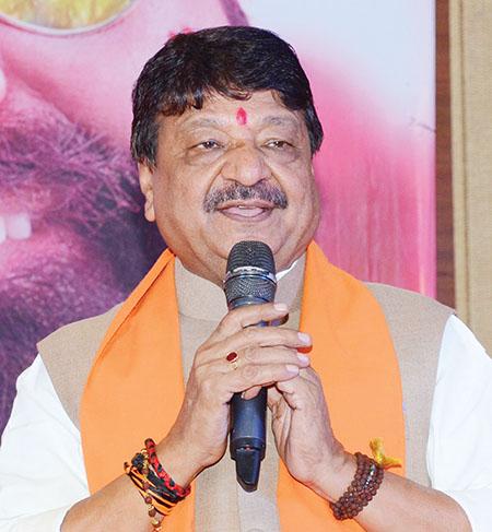 Kailash Vijayvargiya, BJP General Secretary - Sachi Shiksha